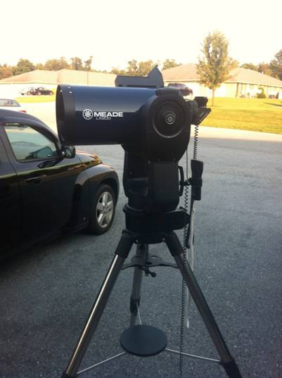 """Meade 7"""" LX-200GPS-SMT Review - User Reviews - Articles - Articles"""