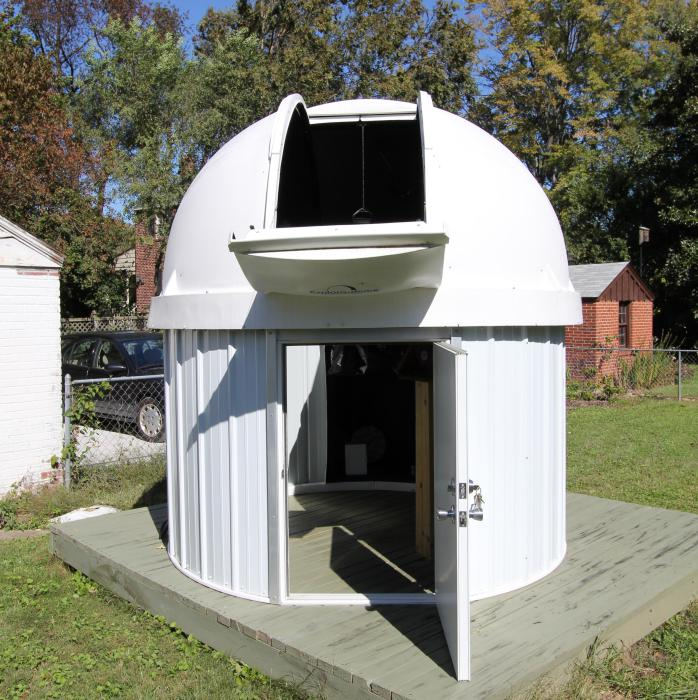 The Little Tycho Observatory