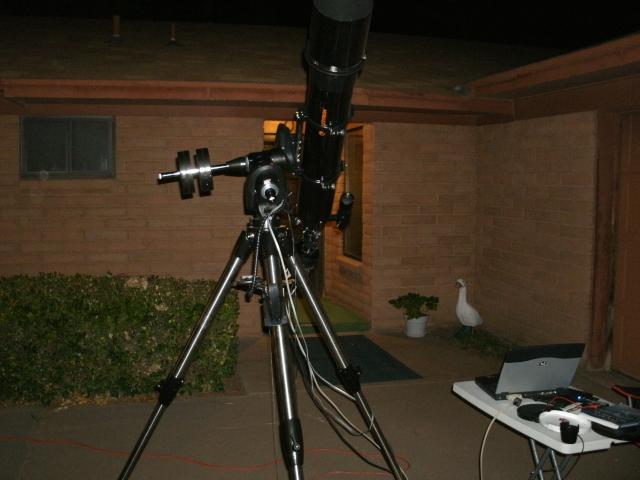 Celestron astromaster az refractor telescope