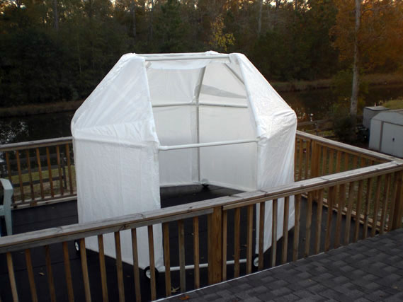 Cover Your Astro Portable Observatory Observing Domes