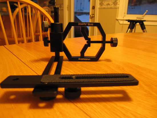 Orion steadypix deluxe camera mount accessories articles