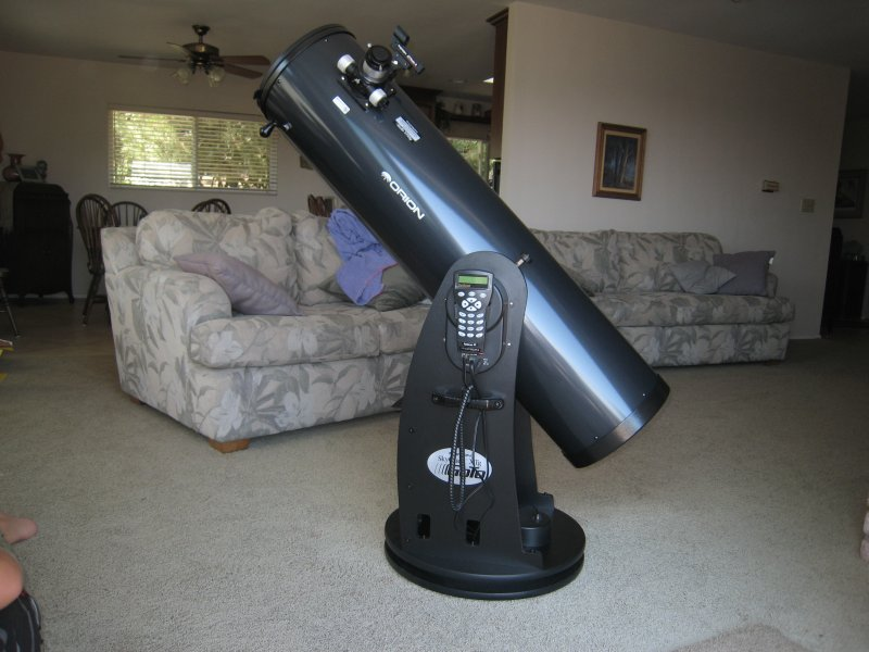 Orion Skyquest Xt10g Goto Dobsonian First Impressions