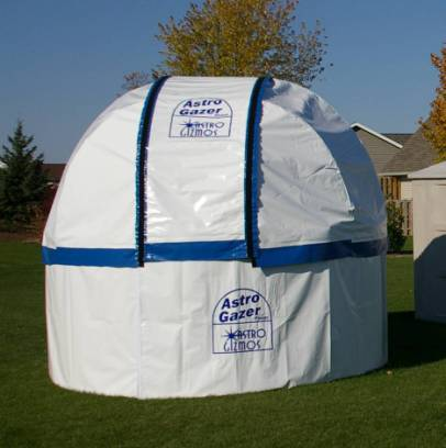 For years I have been looking for something to work as a portable observatory for remote sites or star parties but this was a niche that largely went ... & AstroGizmou0027s AstroGazer - Observing Domes Tents and Panels ...