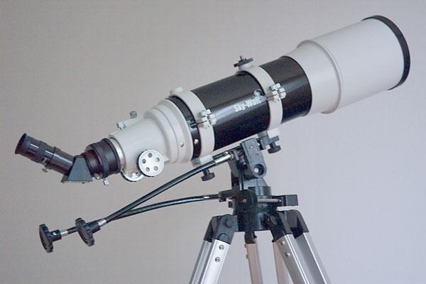 Skywatcher Mak90 and Mak127 review - YouTube