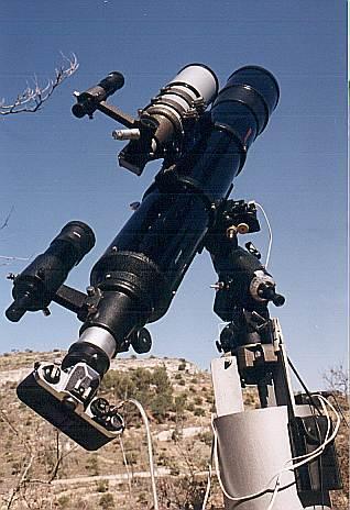 Celestron 6 Quot F8 Achromat Vs Sky Watcher 10 Quot F4 5