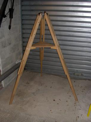 Making A Sturdy Wood Tripod How To Articles