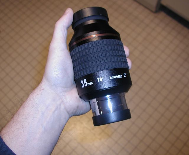 Cassiopeia Observatory - Review - Baader Zoom 8-24mm Eyepiece