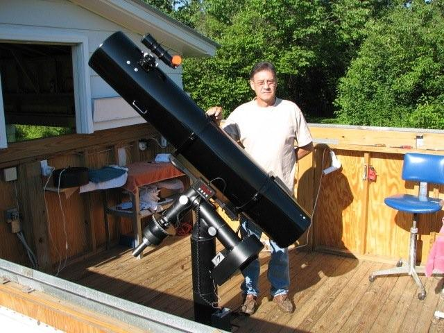 David reneke space and astronomy news whats a newtonian reflector?
