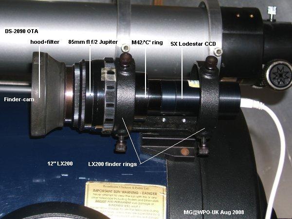 e-finder 85mm