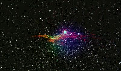 NGC 6960 Western Veil Nebula