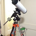 mount with scope