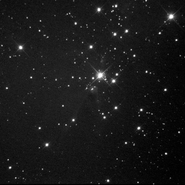 NGC2264 Cone  Gain5000 31frames 248s