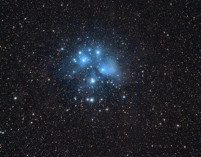 Pleiades / M45