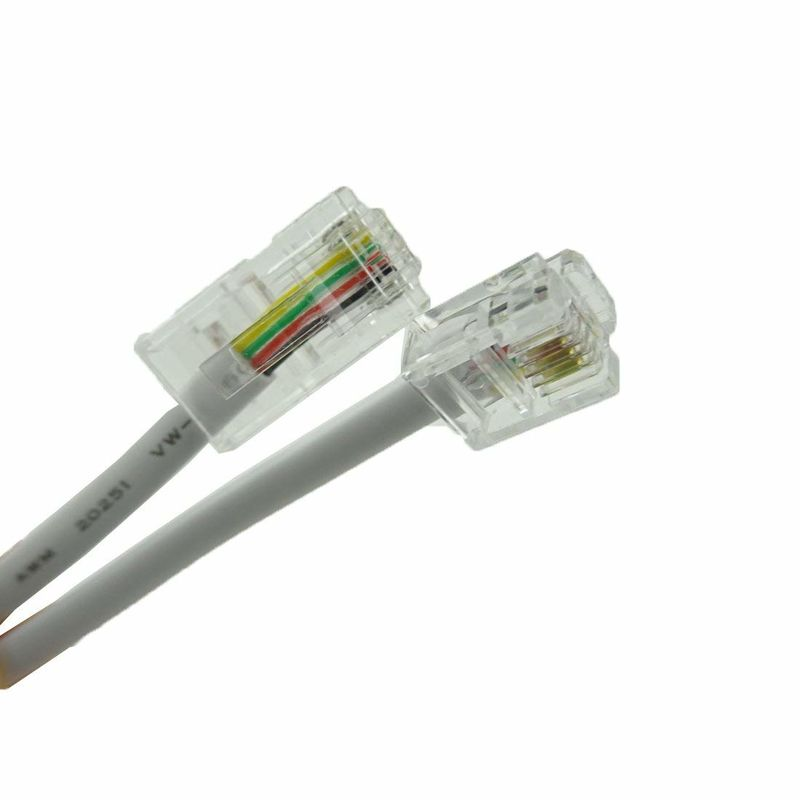 RJ45 To RJ11 cable