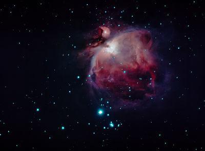 Orion Nebula   nice One