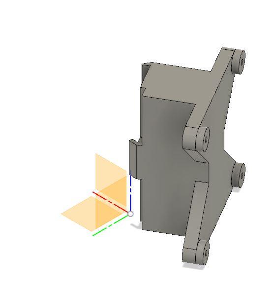 Telescope Tray VESA