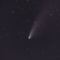 Comet NEOWISE with SiOnyx Aurora from Ka'ena Point Hawaii