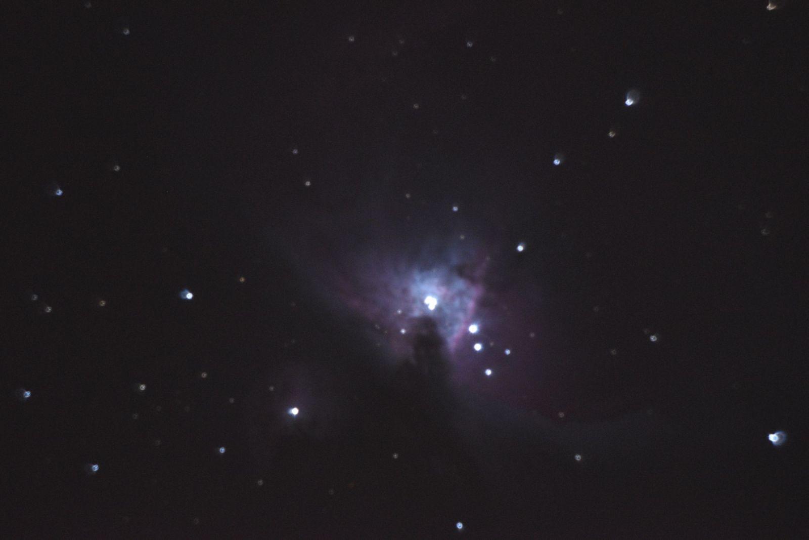 M42: Orion Nebula