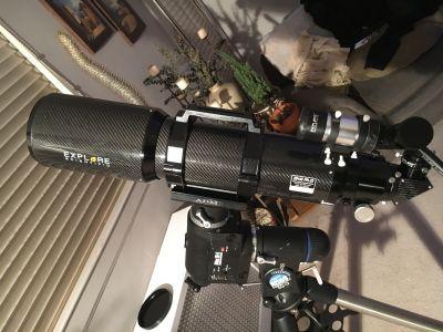 ES ED140mm f6.5 FPL-53 Refractor