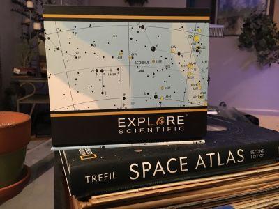 Explore Scientific ED140 Apo Refractor Review Photos