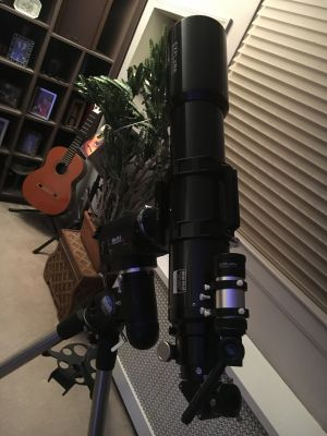Explore Scientific 140mm f6.5 FPL-53 Refractor Telescope