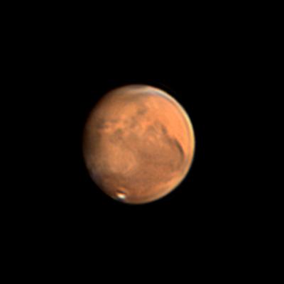 Dusty Mars animated - 17 Nov 2020