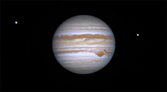 Jupiter July 3 2019, re-coloured