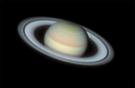 Saturn 17 May 2019