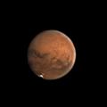 Mars animation, 7 Nov 2020