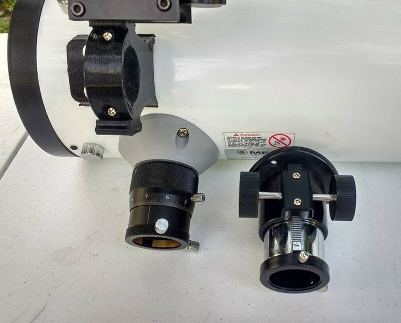 Helical Focuser for 114mm newt