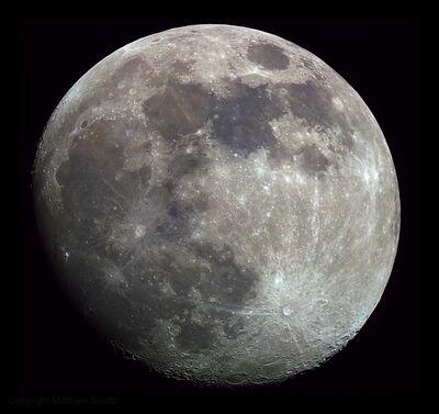 Moon 3/18/2019