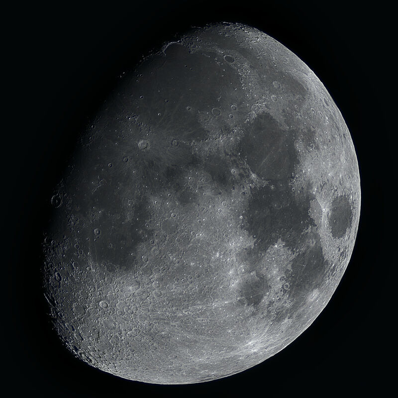 Moon with Pentax 85