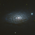 Sunflower Galaxy Closeup