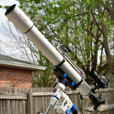 Starwave 102 F11 ED assembled