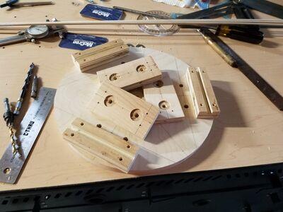 Tripod parts