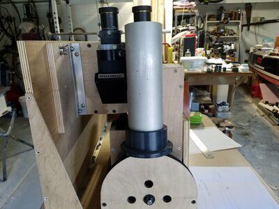 Focuser tube