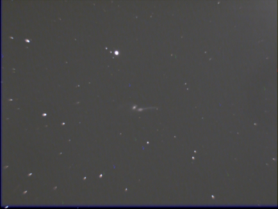 ARP242 - NGC 4676 - The Mice - Stack 101frames 1212s