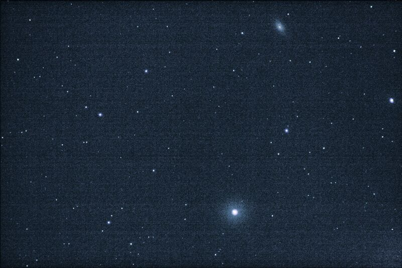 M53 and M64