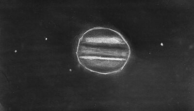 Jupiter sketch I