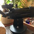 Celestron C90 on Orion Tabletop Mount
