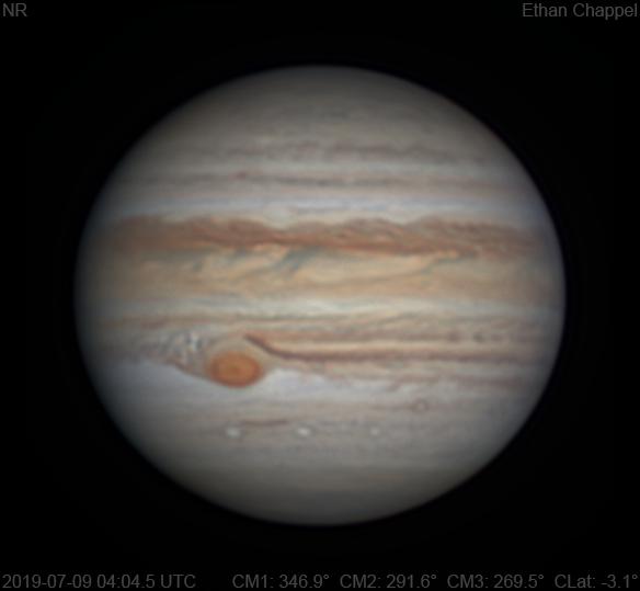 Jupiter | 2019-07-09 4:04 | RGB