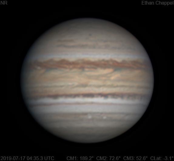 Jupiter | 2019-07-17 4:35 | RGB