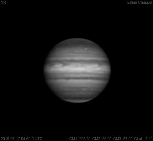 Jupiter   2019-07-17 4:59   CH4