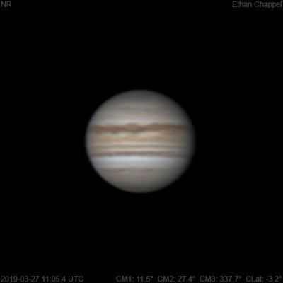 Jupiter | 2019-03-27 11:05 | RGB