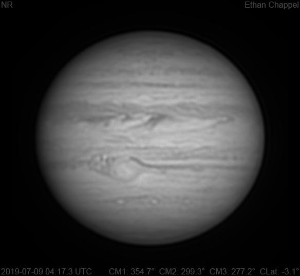 Jupiter | 2019-07-09 4:17 | IR