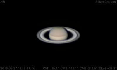 Saturn | 2019-03-27 11:13 | RGB