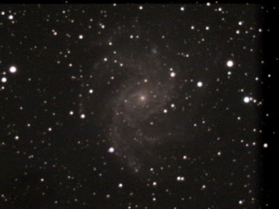 NGC 6946 Fireworks Galaxy Stack 50frames 500s