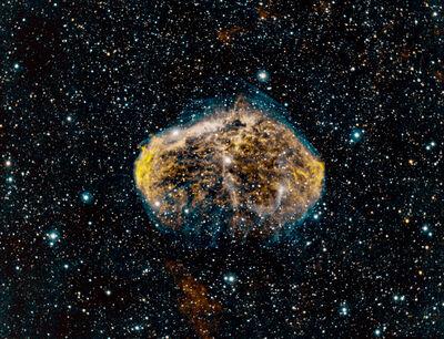 crescent nebula drizzle