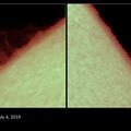 Solar Prominence's - July 4, 2019
