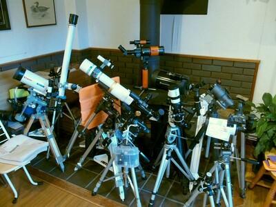 Telescope mounting-classics